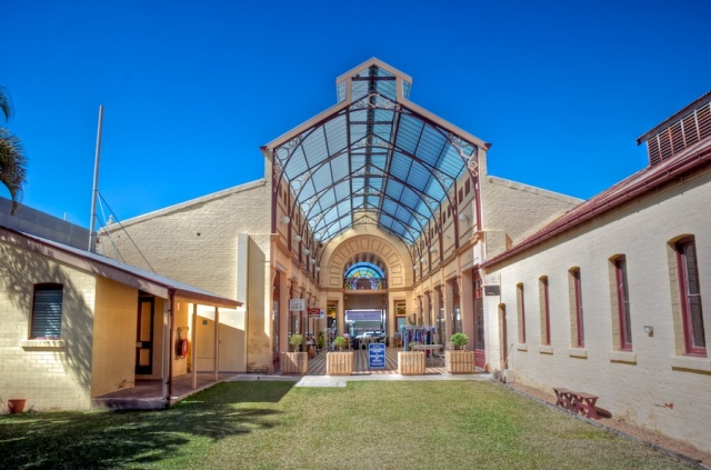 Charters Towers Exterior