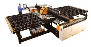 A GlassJet operates in a fundamentally similar way to a regular inkjet printer, with the exception that the final product must be baked on.