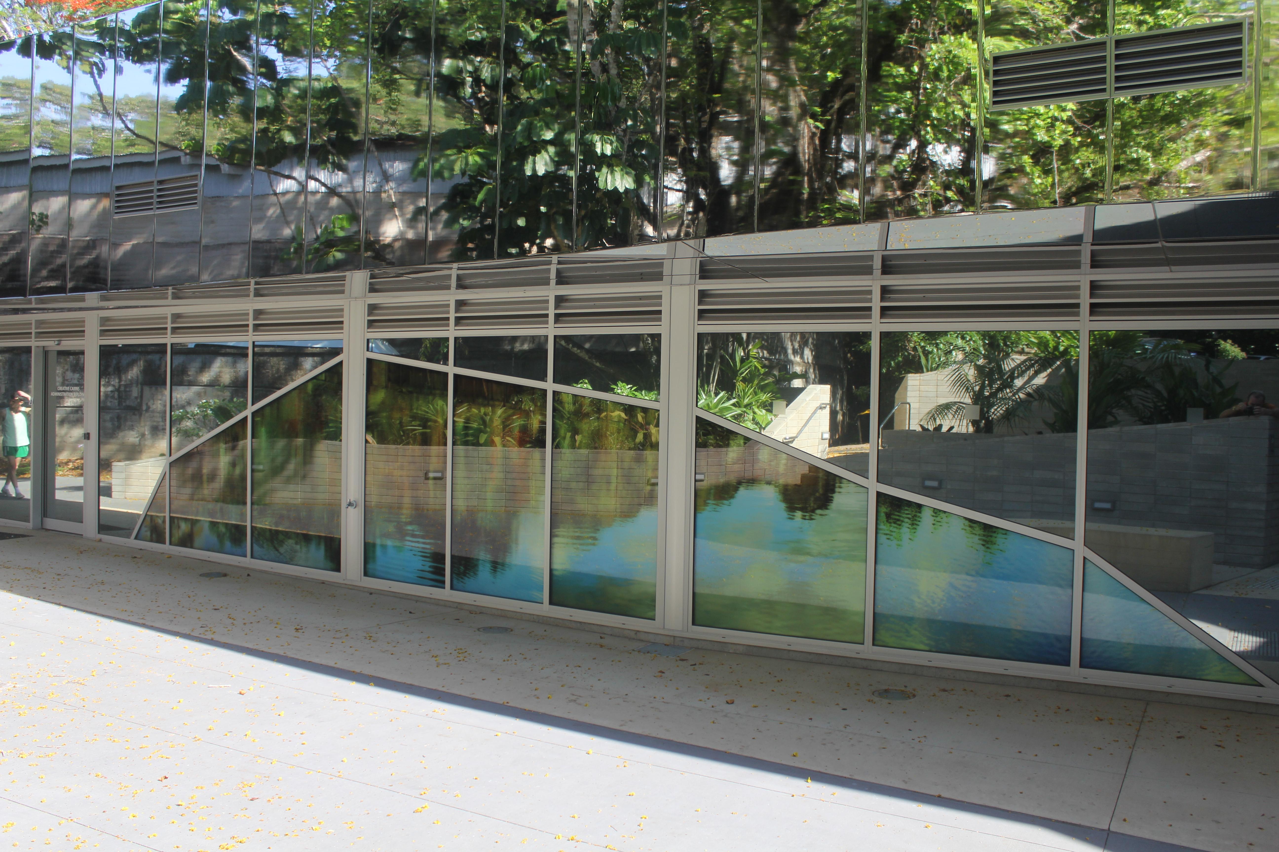 Menu At Cairns Botanic Gardens Cafe